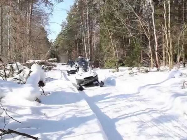 Фотогалерея снегоход Stels s800 фото - 14