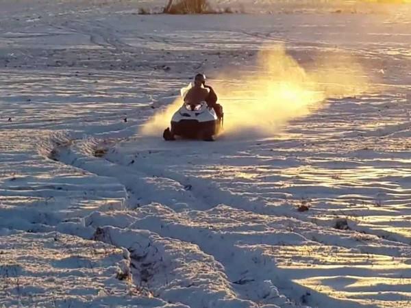 Фотогалерея снегоход Stels s800 фото - 15