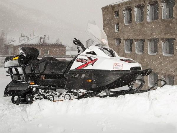 Фотогалерея снегоход Stels s800 фото - 2