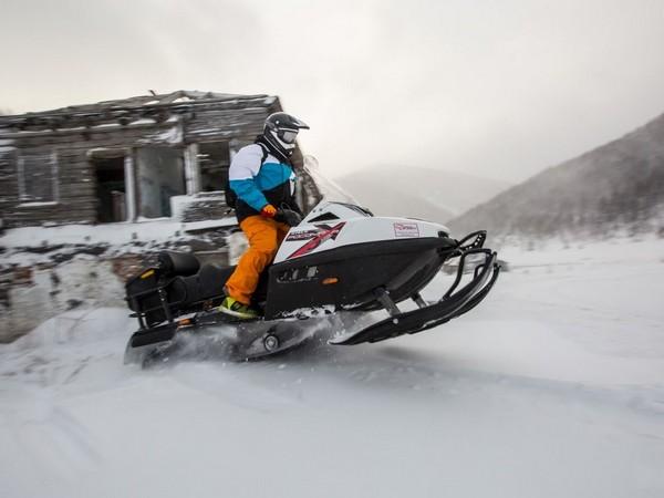 Фотогалерея снегоход Stels s800 фото - 5