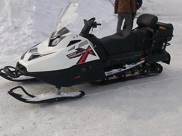 Фотогалерея снегоход Stels s800 фото - 6