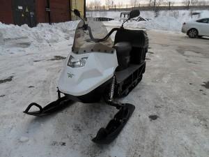 Русские снегоходы «Пелец» - Пилигрим