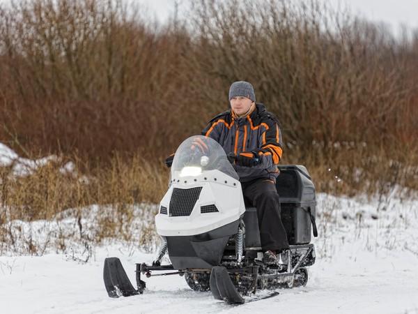 Фотогалерея снегохода «Пелец» - Пилигрим фото - 9