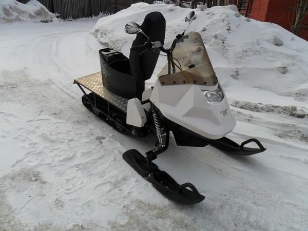 Фотогалерея снегохода «Пелец» - Пилигрим фото - 1