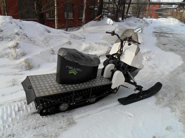 Фотогалерея снегохода «Пелец» - Пилигрим фото - 5