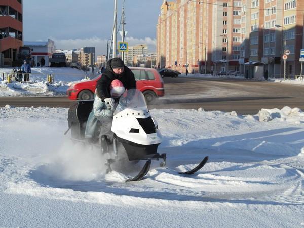 Фотогалерея снегохода «Пелец» - Пилигрим фото - 6