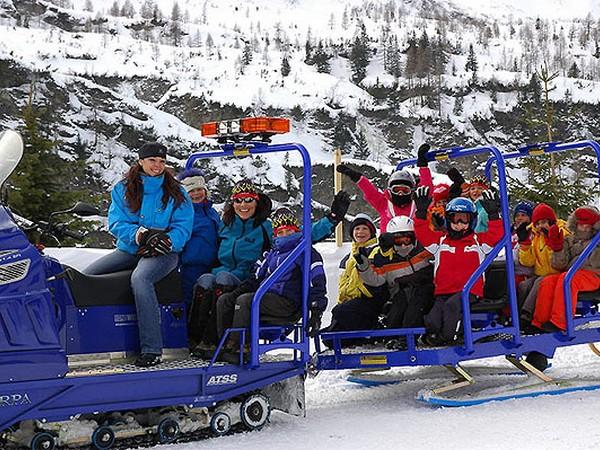 Фотогалерея итальянских снегоходов Alpina фото - 2