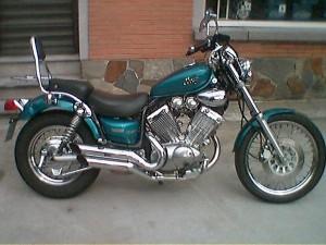Мотоцикл Lifan 400