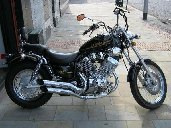 Фотогалерея мотоцикла Lifan 400 фото - 6