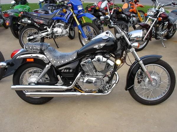 Фотогалерея мотоцикла Lifan 400 фото - 9