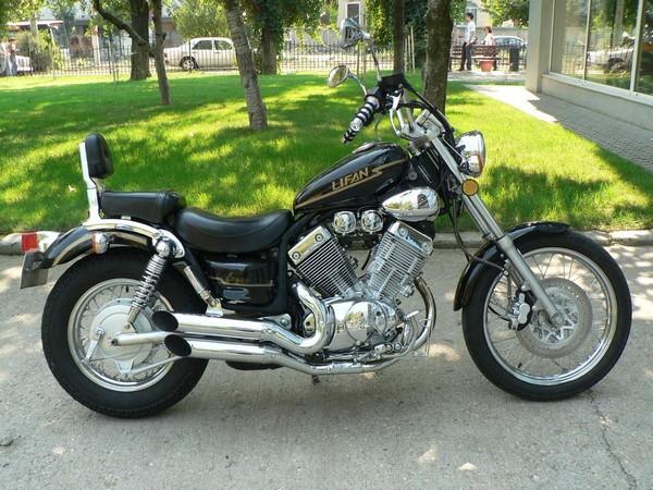 Фотогалерея мотоцикла Lifan 400 фото - 2