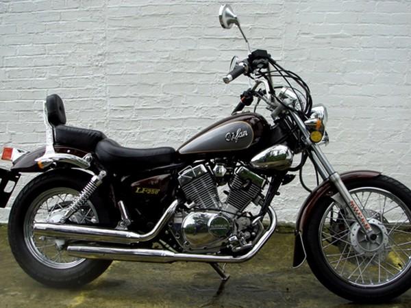 Фотогалерея мотоцикла Lifan 400 фото - 4