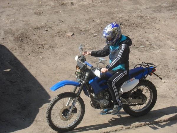 Фотогалерея мотоцикла Lifan LF 200 фото - 5