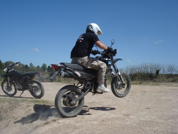 Фотогалерея мотоцикла Motard 200 фото - 6