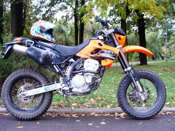 Фотогалерея мотоцикла Motard 200 фото - 7