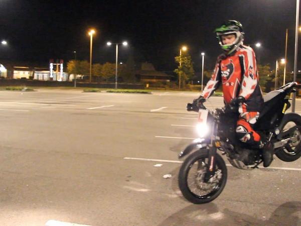 Фотогалерея мотоцикла Motard 200 фото - 8