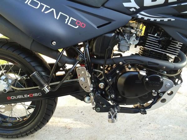 Фотогалерея мотоцикла Motard 200 фото - 9