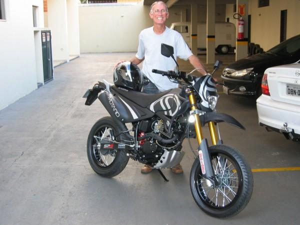 Фотогалерея мотоцикла Motard 200 фото - 11