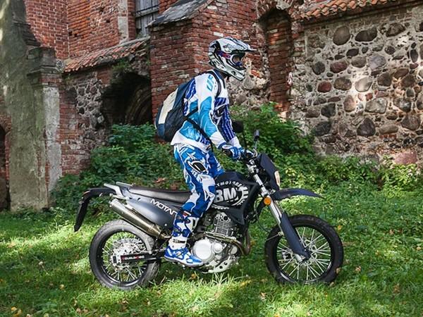 Фотогалерея мотоцикла Motard 200 фото - 2
