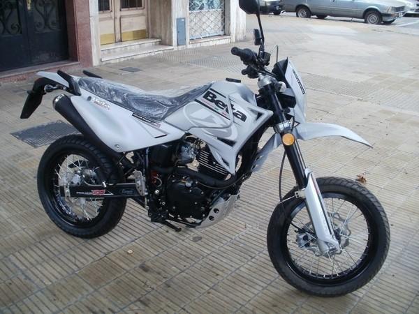 Фотогалерея мотоцикла Motard 200 фото - 4