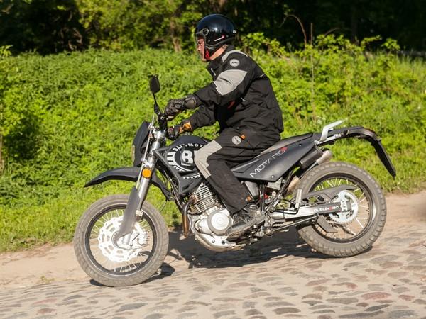 Фотогалерея мотоцикла Motard 200 фото - 5