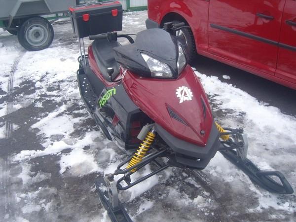 Фотогалерея модельный ряд снегоходов ArmadA фото - 9