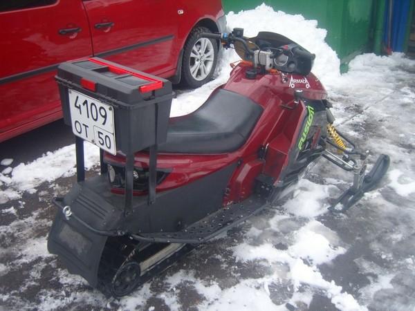 Фотогалерея модельный ряд снегоходов ArmadA фото - 7