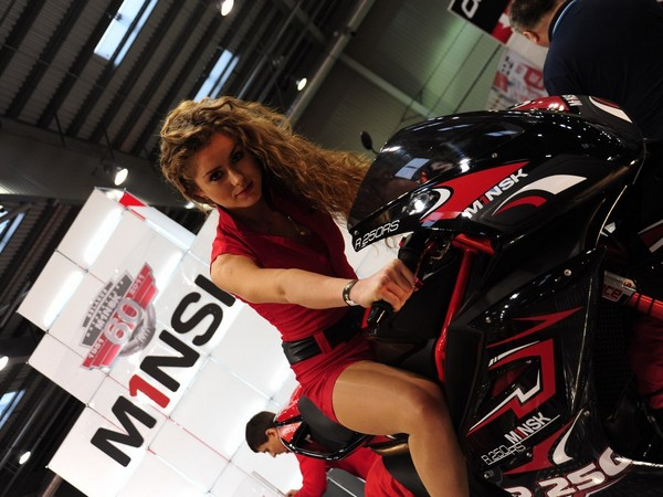 Фотогаллерея мотоциклы «Минск» фото - 3