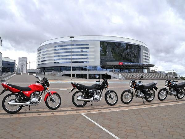 Фотогаллерея мотоциклы «Минск» фото - 6