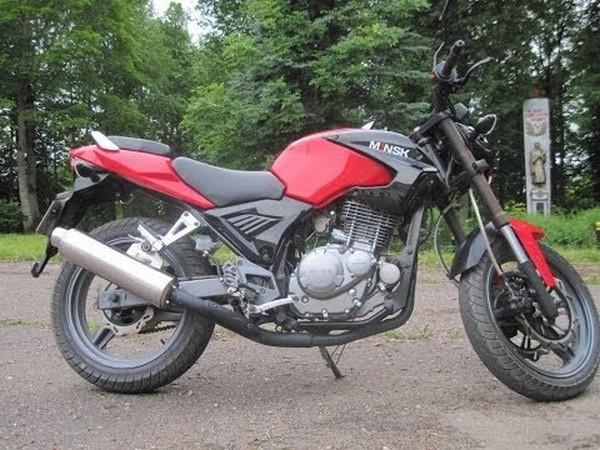 Фотогаллерея мотоциклы «Минск» фото - 8