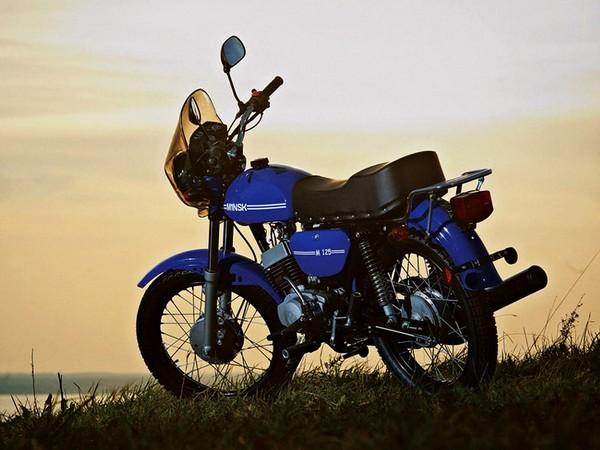 Фотогаллерея мотоциклы «Минск» фото - 11