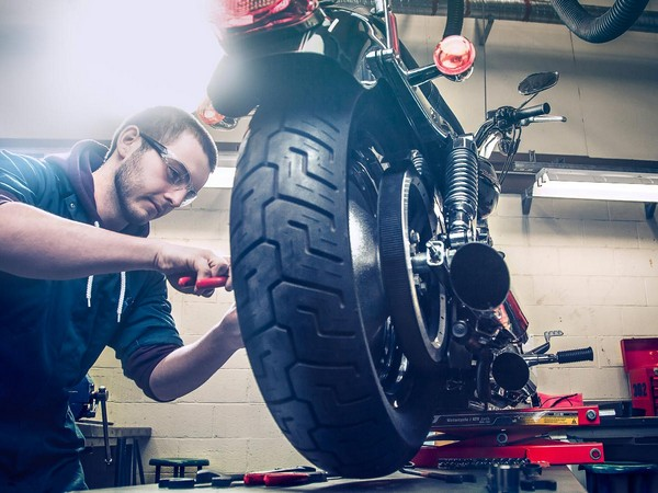 Фотогалерея подготовка мотоцикла фото - 5