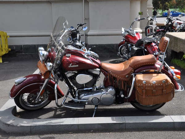 Фотогалерея подготовка мотоцикла фото - 1